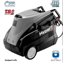 Hot Water High Pressure Cleaner Hyper T