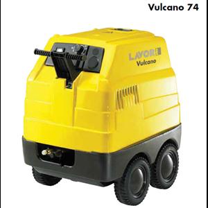Portable Boiler Vulcano 74