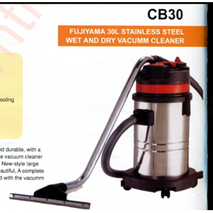 Vacuum Cleaner TECOLUX VT 102 30L Stainless