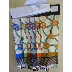 Kain Batik Motif Bunga - K04796