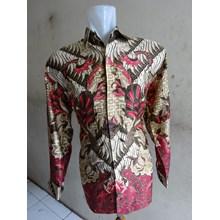 Kemeja Batik Pria - P01254