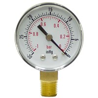vacuum gauge (0216265819 - 08128911468)