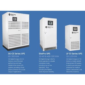 From Uninterruptable Power Supply General Electric (Ge) 0