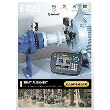Easy-Laser Laser Pengukuran Kelurusan Mesin