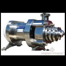 Pompa Twin Screw Pump For Hygienic Service