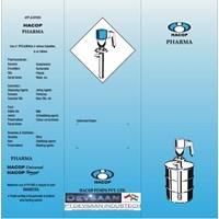 Distributor Elektrik Drum Barell Pump  3