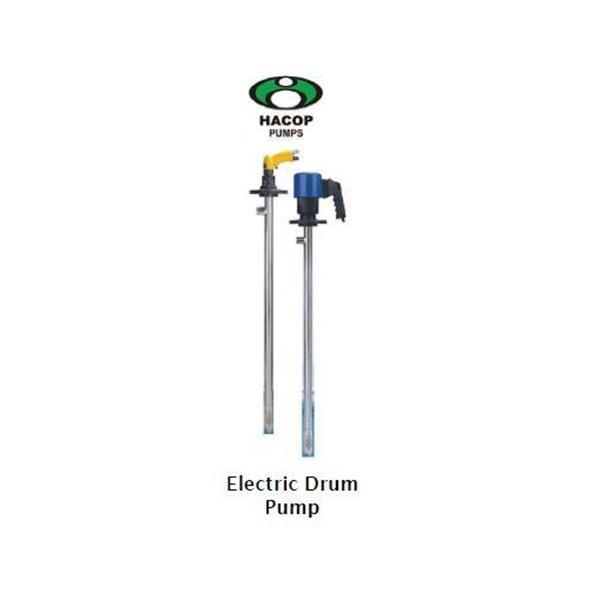 Elektrik Drum Barell Pump
