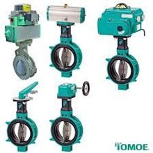 Katup Butterfly Valve TOMOE