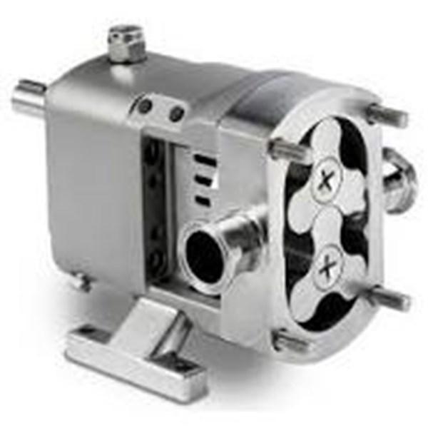 Pompa Screw Lobe Vane Pump Gear Pump Industri Makanan Obat