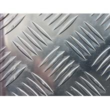 Plat Aluminium Bordes