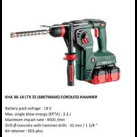 Mesin Bor - Cordless Hammer KHA 36-18 LTX 32