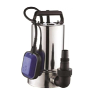 Pompa Air Celup - Submersible Pump Krisbow 400W 1