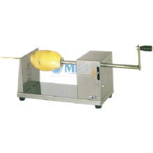 Mesin Pengolah Buah & Sayur Tornado Potato Slicer