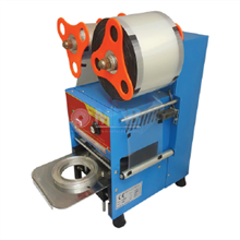 Cup Sealer Semi Automatic with counter