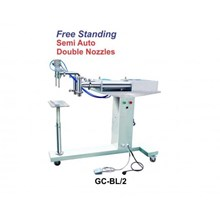 Filling Machine Liquid Filler Free Standing Getra