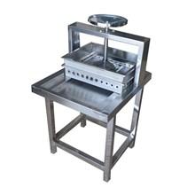 Mesin Pengolah Kacang & Biji Press Tahu Manual