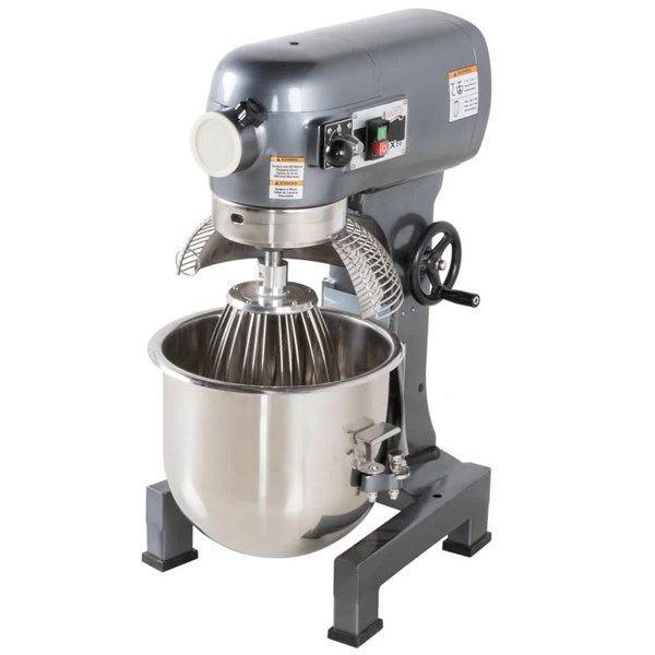 Mixer Machine Planetary Mixer Frequency Adjustable Speed