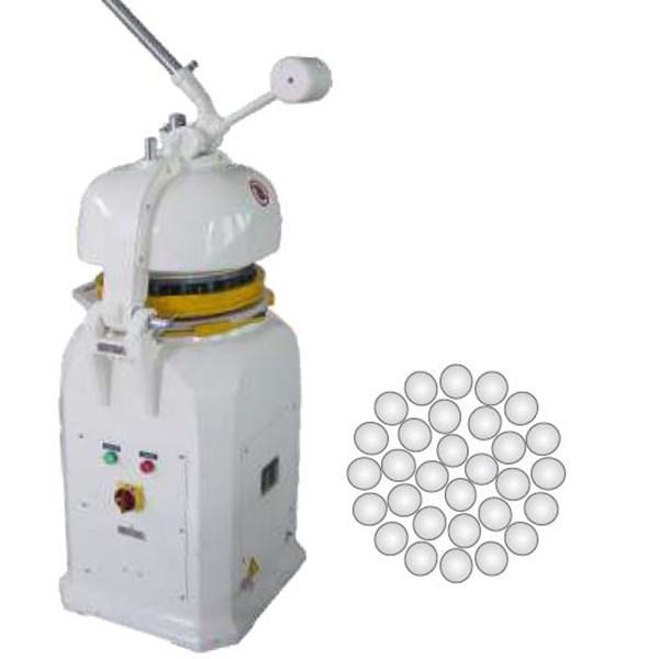 Mesin Pengolah Gandum Dough Divider And Rounder Getra