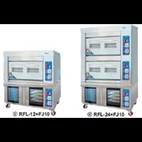 Mesin Combi Oven Deck Oven Proofer Getra