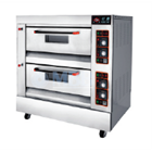 Mesin Toaster Oven Gas Pizza Deck Oven 1