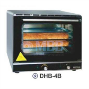 Mesin Pemanggang Convection Oven Electric Getra DHB4B