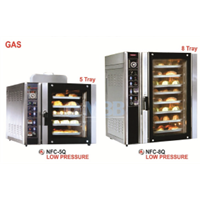 Mesin Pemanggang Convection Oven Gas Getra Low Pressure 1