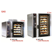 Mesin Pemanggang Convection Oven Gas Getra Low Pressure
