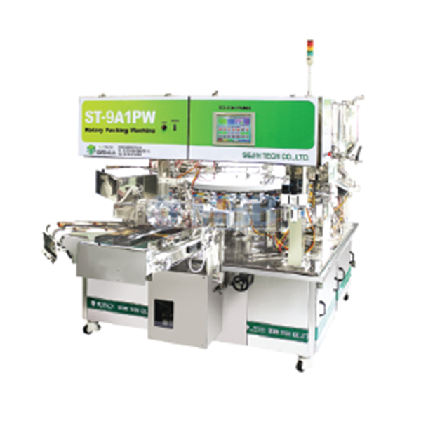 Mesin Pengisian Retort & Liquid Filling Rotary Packing Machine Mb9a1p