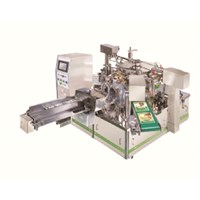 Mesin Pengisian dan Pengemasan Pouch Otomatis untuk Dry Product