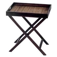 Mendekor - Adonara Lidi (Restaurant Standing Wooden Tray Kerajinan Kayu Lidi)