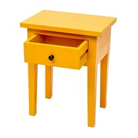 Jual Mendekor - Lipan ( Meja Samping Side Table Laci Telepon Kayu Modern Pop Art Unik )