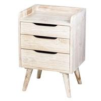 Jual Mendekor - Muria ( Furniture Meja Laci Kayu Jati Desain Skandinavia Rumah Kafe ) 2