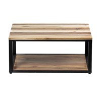 Jual Mendekor - Unauna ( Furniture Meja Perabot Kayu Jati Besi Unik Industrial Modern ) 2