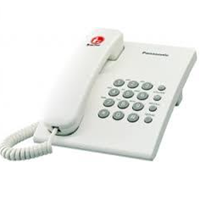 Telepon Kabel Panasonic TS 505 MX 1