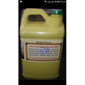 Parfum Dinding Walet Kuning