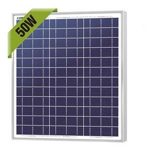 Panel Surya 50watt (Solar Module)