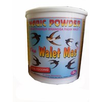 Pakan Walet Magic Powder