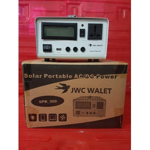 Solar Portable AC DC Power