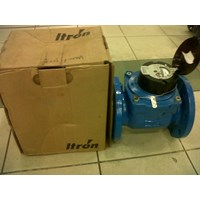 water Flow meter itron type woltex