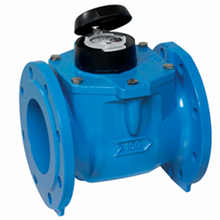 water meter itron type woltex  DN 150