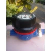 water Flow meter itron type multimax