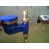 Jual Water Meter Amico Vertikal 2