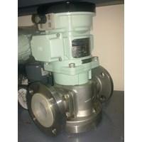 oval flow meter SS 1