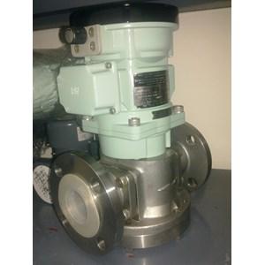 oval flow meter SS