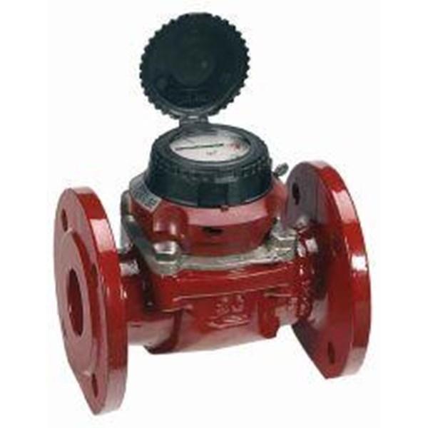 water meter sensus air panas