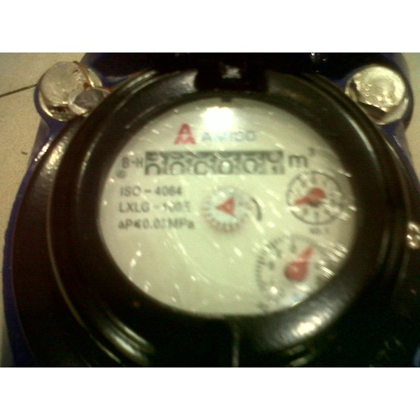AMICO WATER METER LXLG-100E