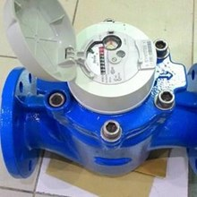 water meter itron woltman
