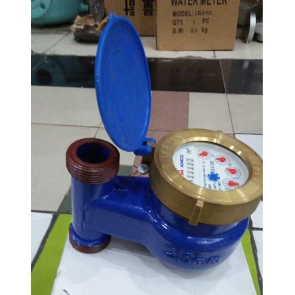 water meter amico 1 inch vertikal