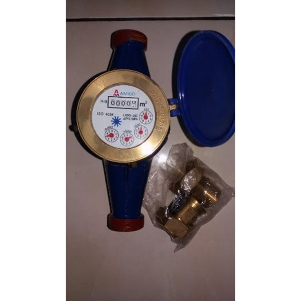 Water Meter Amico LXSG-32E/Water Meter Amico 1 1/4