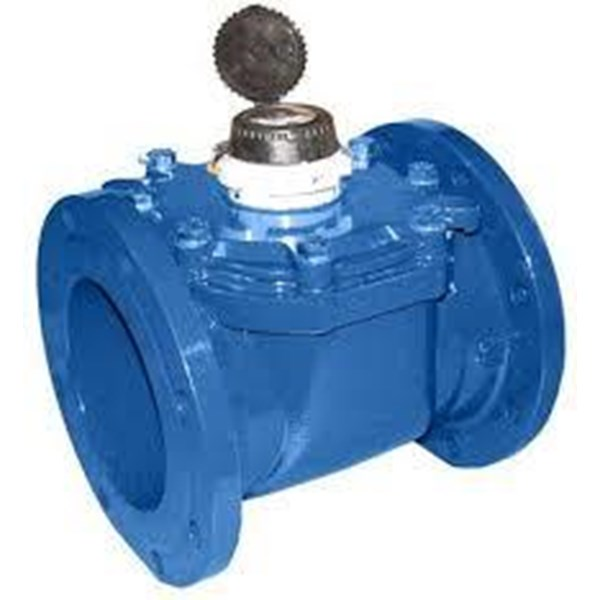 water meter itron 6 inch type woltex